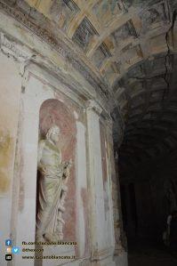 Reggia di Caserta - Giardino inglese - statue