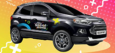Ford Social Home 8