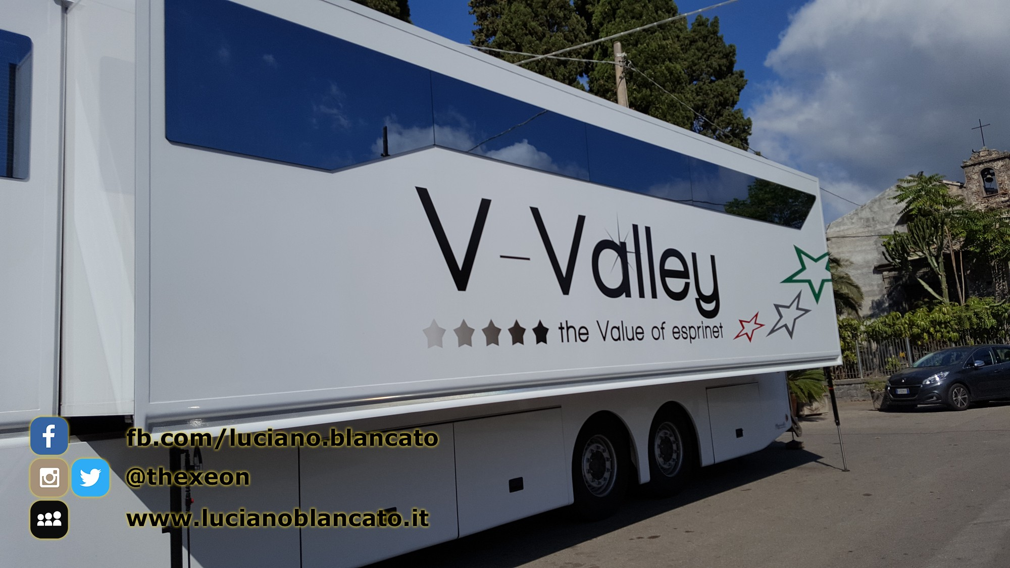 Evento Ricca SRL - Truck V-VALLEY