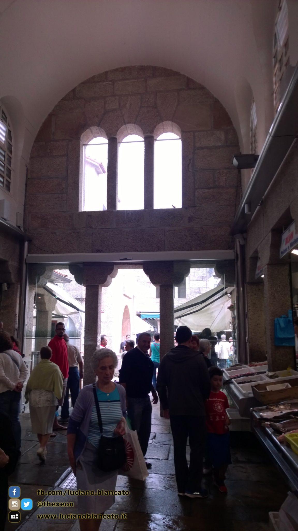 Santiago de Compostela - mercato