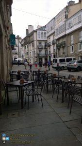Santiago de Compostela - girando per la città