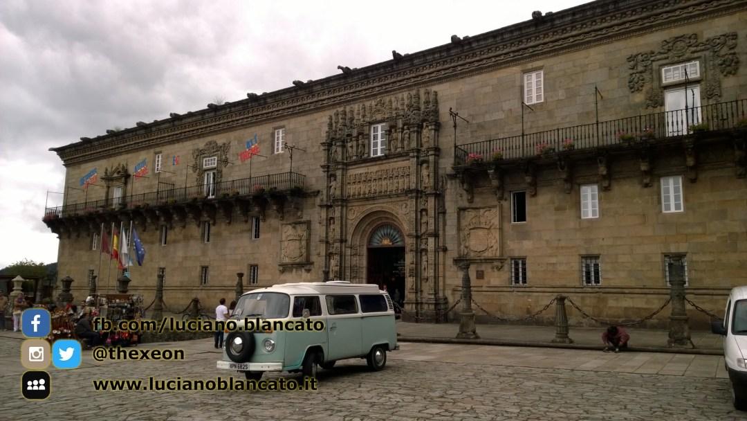 Santiago de Compostela - Praza do Obradoiro