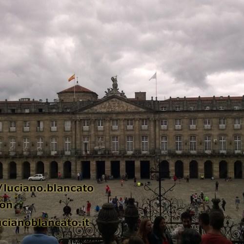 Santiago de Compostela - Pazo de Raxoi