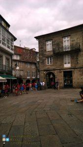 Santiago de Compostela - in giro per il centro storico
