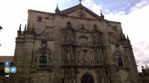 Santiago de Compostela - girovagando per la città