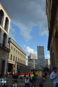 Milano - Torre Velasca e Terrazza Martini