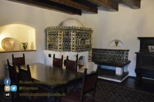 copy_Bucarest - Castello di Bran - Cucina e forno