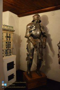 copy_Bucarest - Castello di Bran - Armature