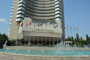 Intercontinental Hotel in Bucarest