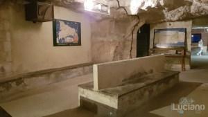 Ipogeo di Piazza Duomo a Siracusa - galleria centrale