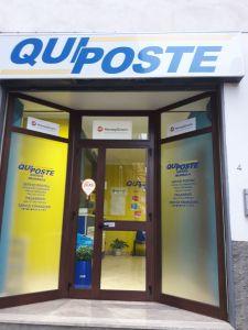 QuiPoste: punto vendita