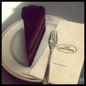 Tortino - Cafe Landtmann