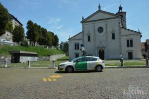 In giro per Feltre - Duomo with google  - Veneto