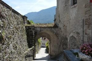 Salita G. Battista - Feltre - Veneto