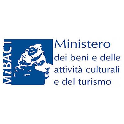 Ministero dei beni e delle attività culturali e del turismo - Sponsor #ViniMilo18