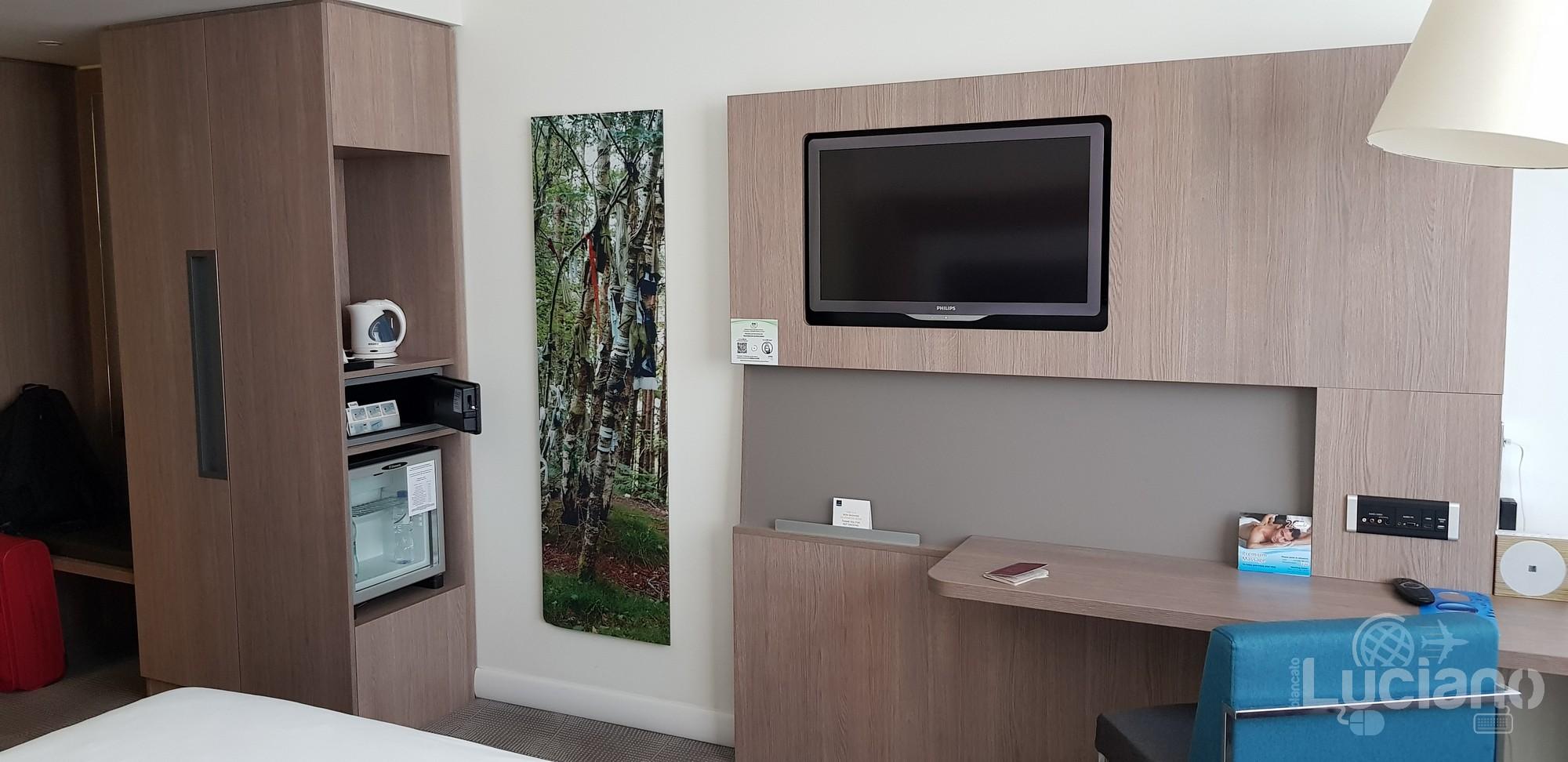 Novotel - SOFIA - Bulgaria - dettaglio camera