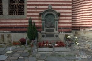 Vista interna - Altarino - Monastero di Rila, Рилски Манастир, Rilski Manastir - Sofia - Bulgaria