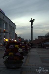 Saint Sofia Monument Статуята на София