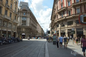 Via dei mercanti - Milano - Lombardia - Italia