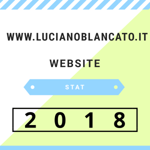 www.lucianoblancato.it 2018 stats