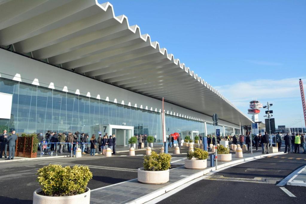 Come andare dall'aeroporto di Roma (FCO) al centro