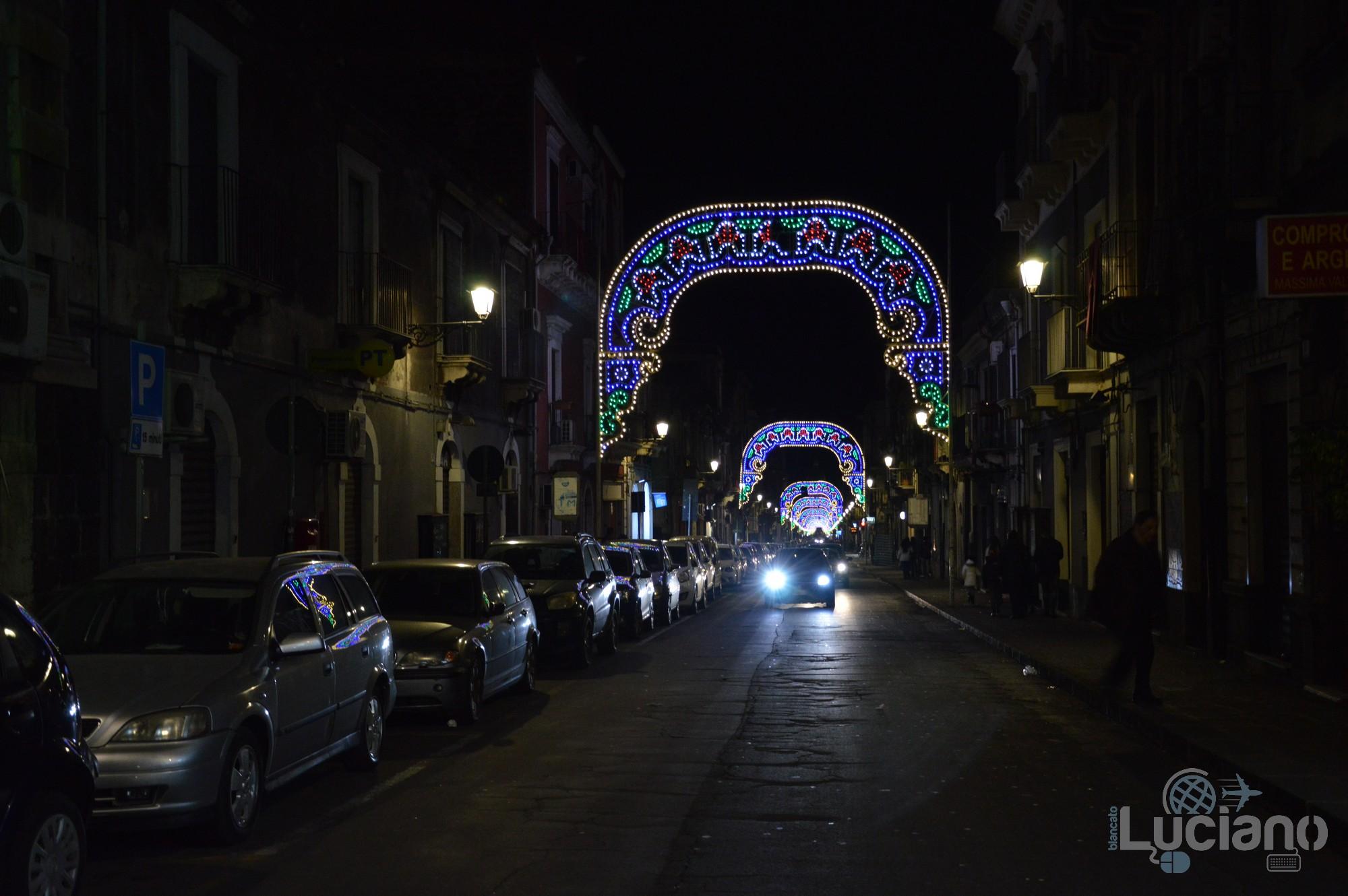 in giro per Catania, durante i festeggiamenti per Sant'Agata 2019 - Catania (CT)
