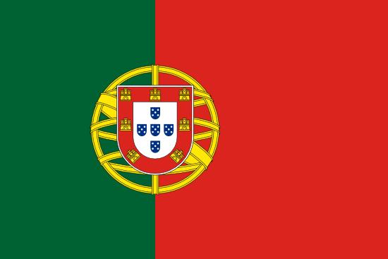 Bandiera Portogallo - PT