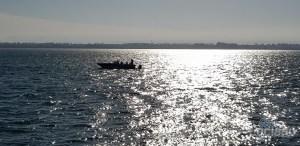 Siracusa - Vista su porto vecchio (Ortigia)