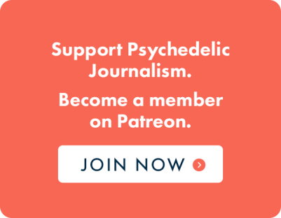 Support Psychedelic Journalism