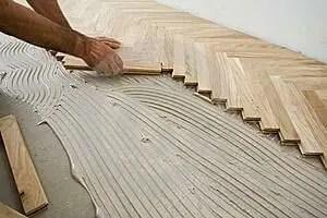 Opzioni di pavimento in legno