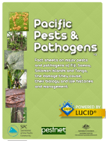 Pacific Pests and Pathogens App