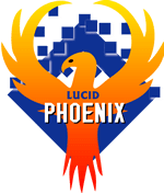 Lucid Phoenix logo