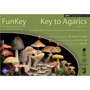 FunKey - Key to Agarics