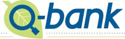 Q-bank logo