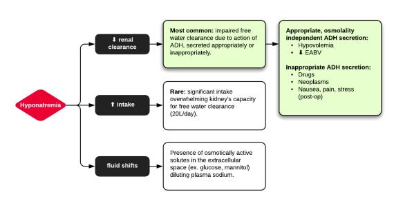 Electrolytes Abnormalities
