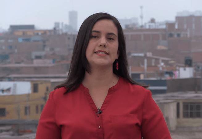 Verónika Mendoza: