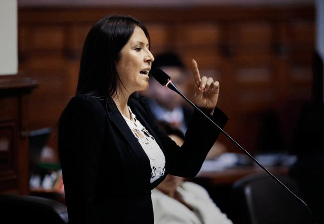 Intervención de Vilcatoma durante debate fue blanco de memes — PPK