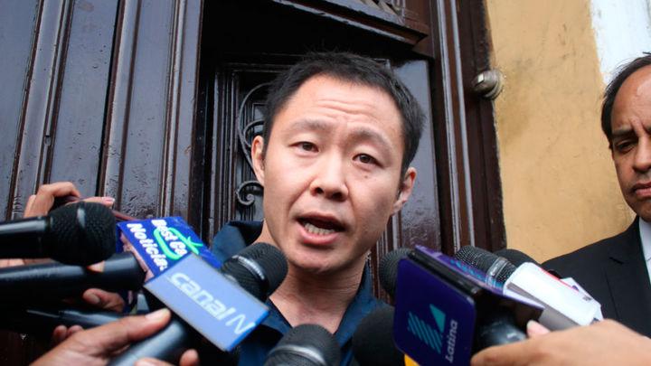 Kenji Fujimori criticó a asesores fujimoristas Figari y Hertz
