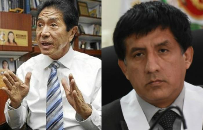 Buscan que juez Concepción no vea aportes de Odebrecht a FP