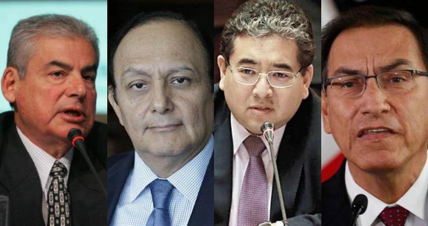 Pedro Chavarri es el nuevo Fiscal de la Nación