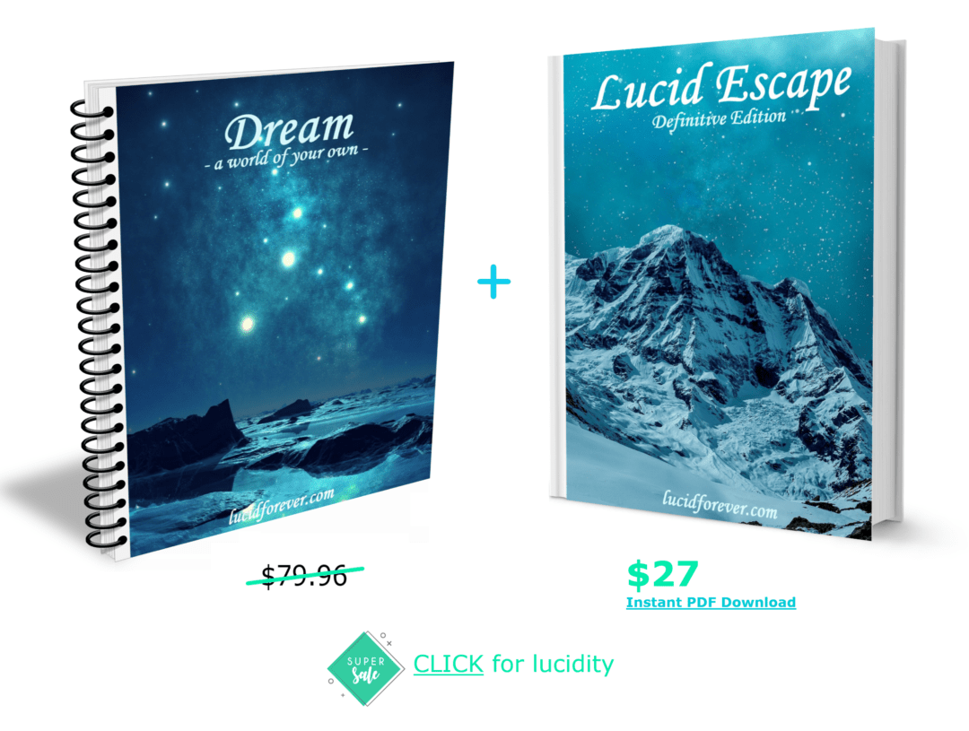 Lucid Dreaming eBook for Consistent Lucid Dreams (every night)