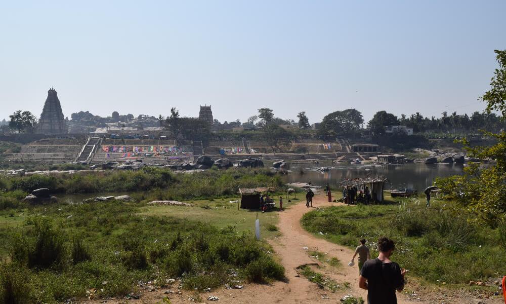 Hampi, Backpackers Retreat Among Historic Ruins