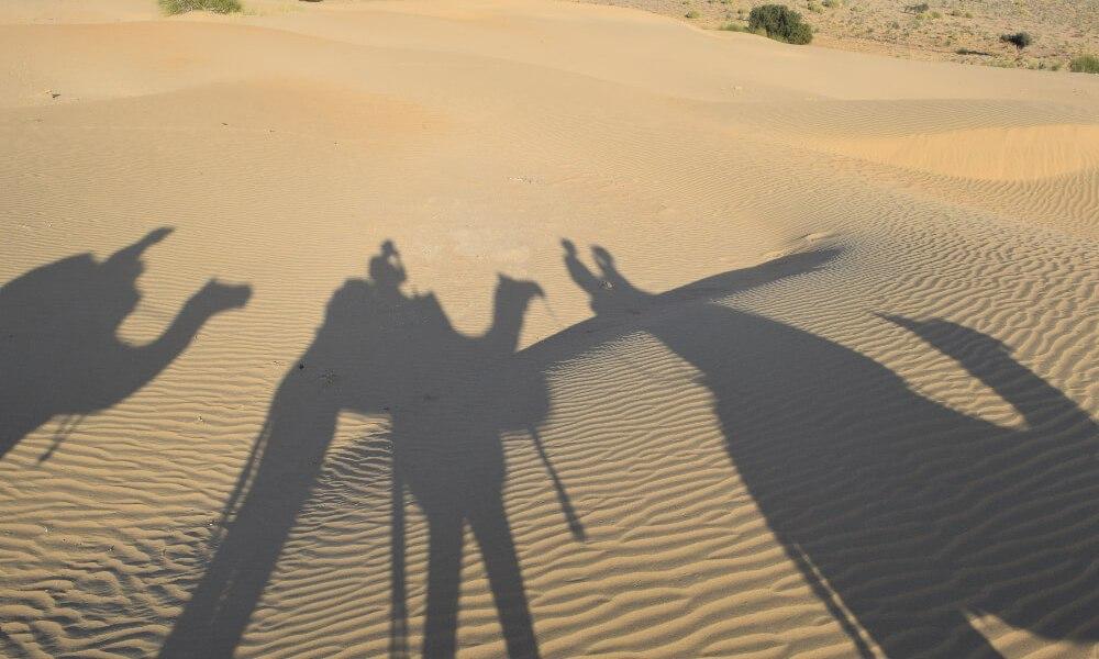 Thar Desert Star Gazing On The Pakistani Boarder