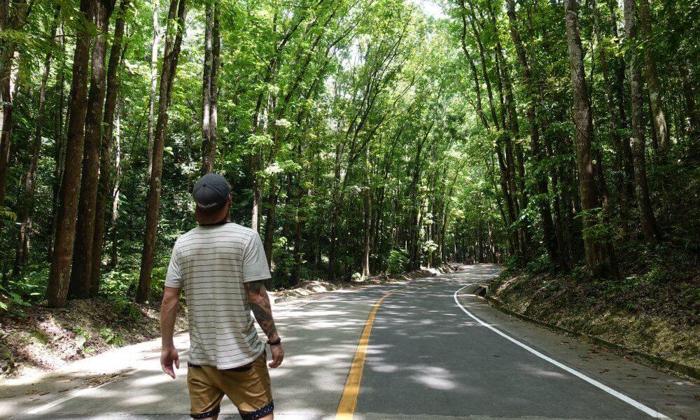 Philippines Unique Island Landscape Of Bohol