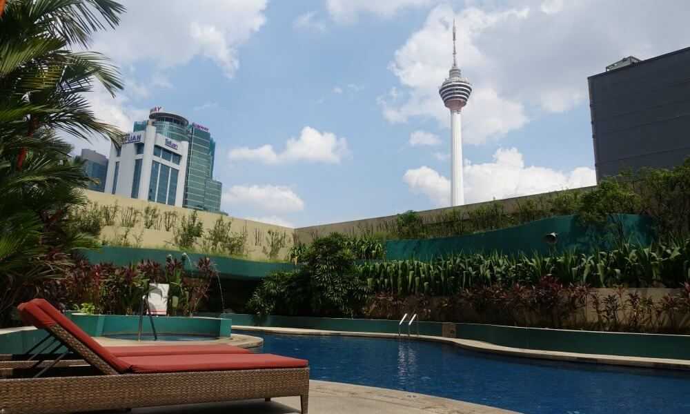 Experiencing The Sheraton Imperial Kuala Lumpur Hotel