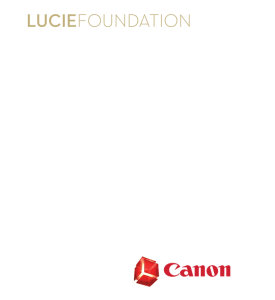 Lucie Foundation present The Story Behind the Image, sponsored by Canon