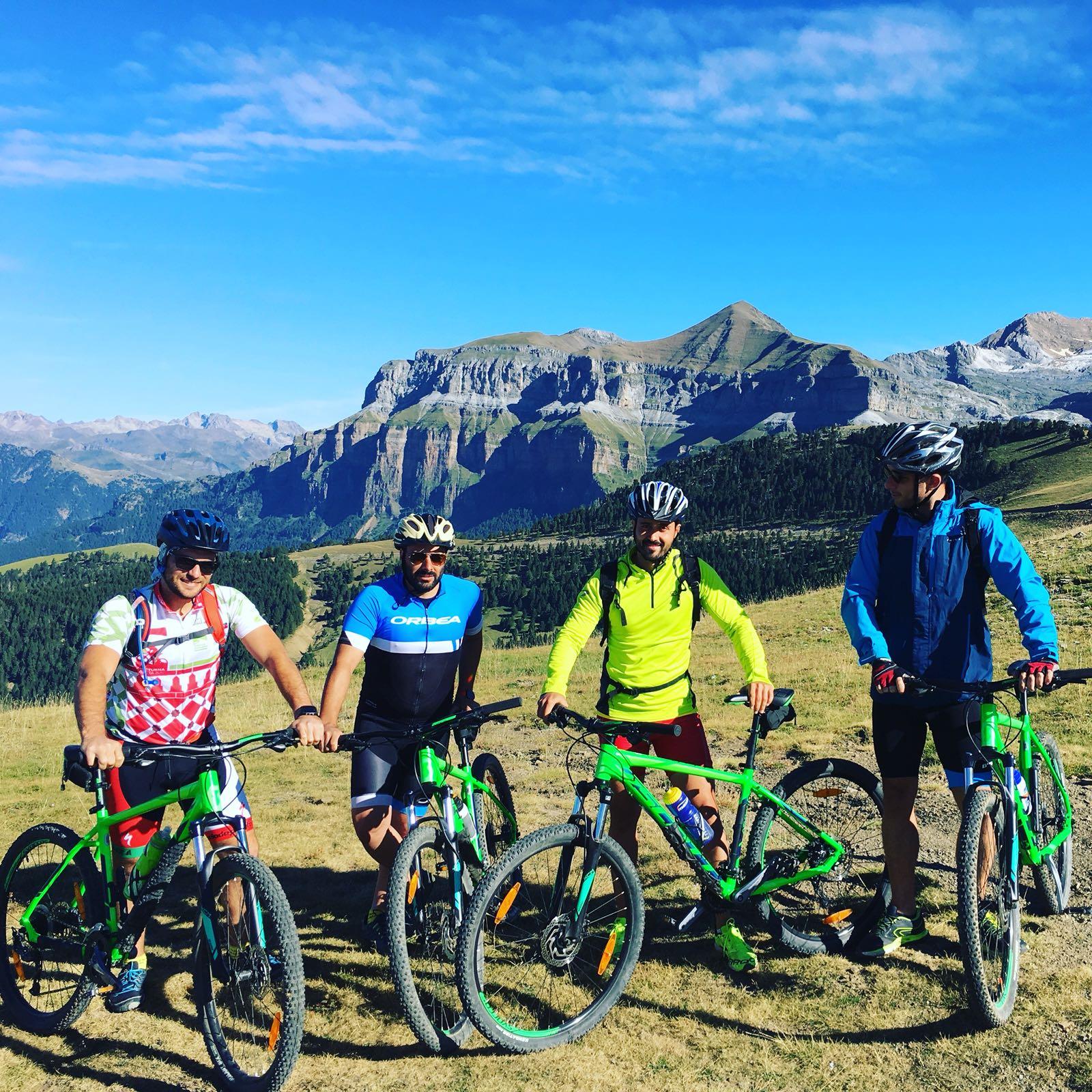 ruta-btt-varios-días-por-el-pirineo-aragonés