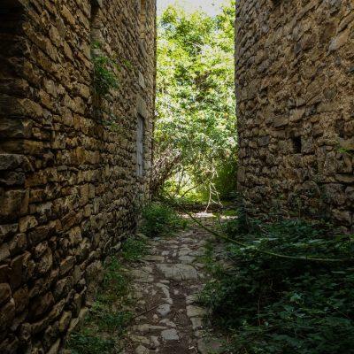 Pueblos abandonados La Solana