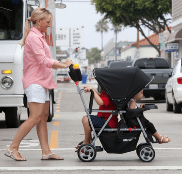 the best sit and stand strollers for