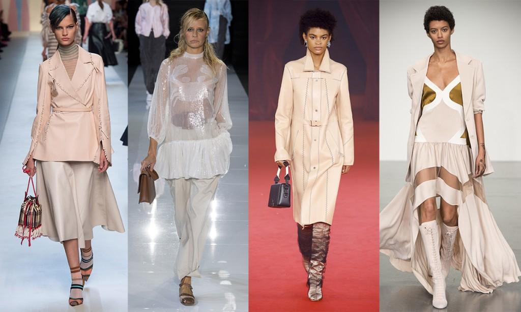 Colorr trends Spring 2018 Almost Mauve